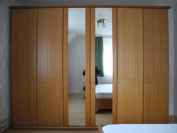 schlafzimmer erle gebraucht kaufen nur 4 st bis 75. Black Bedroom Furniture Sets. Home Design Ideas