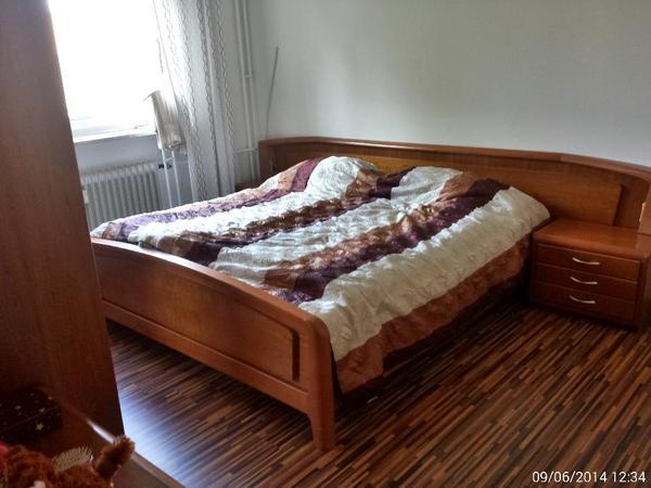 schlafzimmer kirschbaum neu und gebraucht kaufen bei. Black Bedroom Furniture Sets. Home Design Ideas