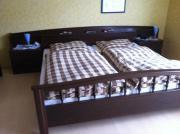 Komplettes Schlafzimmer mit