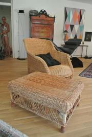 korbsessel tisch haushalt m bel gebraucht und neu kaufen. Black Bedroom Furniture Sets. Home Design Ideas