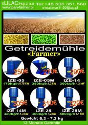 Kornmühle Schrotmühle Getreidemühle