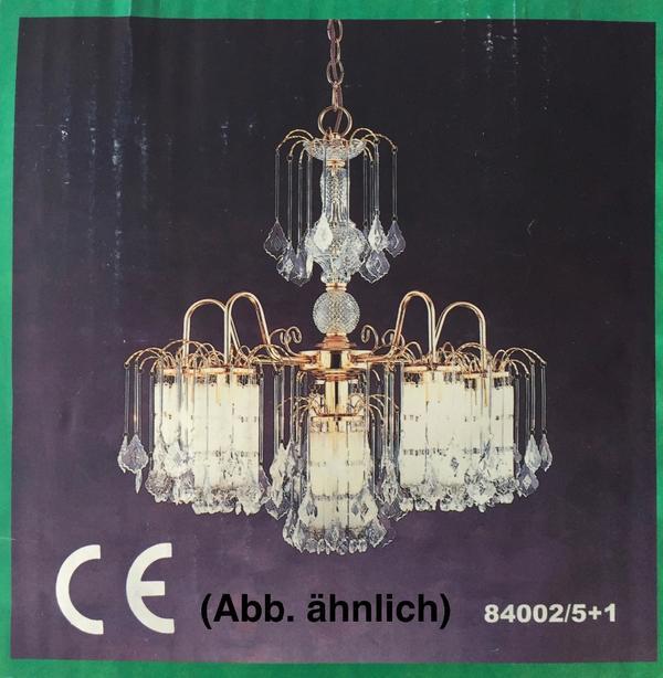 kronleuchter kristall kaufen gebraucht und g nstig. Black Bedroom Furniture Sets. Home Design Ideas