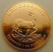 Krügerrand 2016 Gold