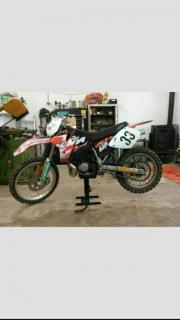 KTM EXE 125