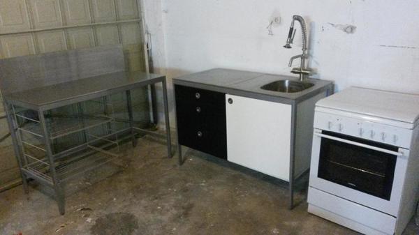 k che einzelne elemente in schifferstadt k chenm bel schr nke kaufen und verkaufen ber. Black Bedroom Furniture Sets. Home Design Ideas