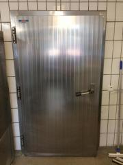 Kühlhaustüren aus Metzgerei