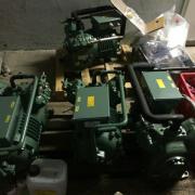 kühlkompressor/kühlaggregat