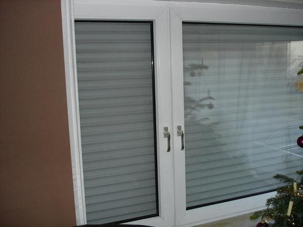Kunststofffenster Mit Isolierverglasung Innen Kunststoff