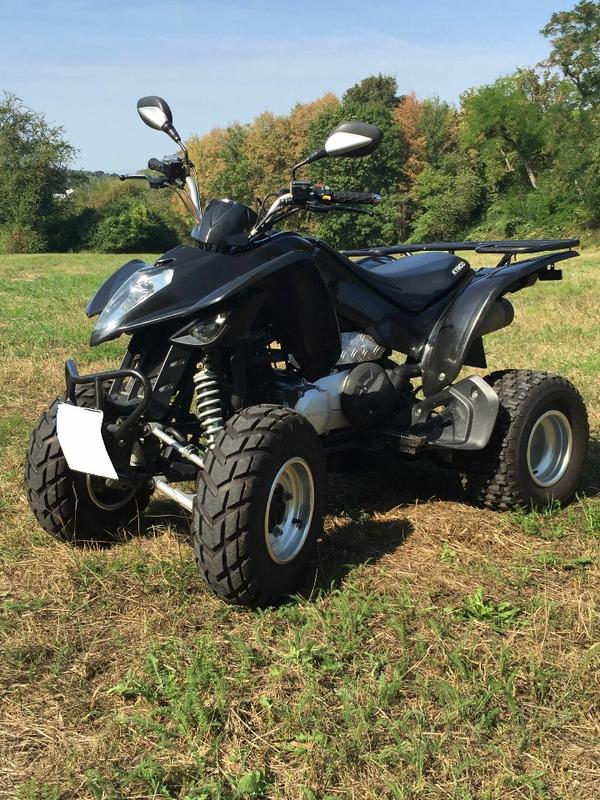 kymco maxxer 250 in kraichtal quads atv all terrain vehicles kaufen und verkaufen ber. Black Bedroom Furniture Sets. Home Design Ideas