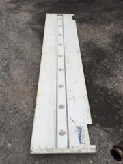 Ladeboardwand für Anhänger