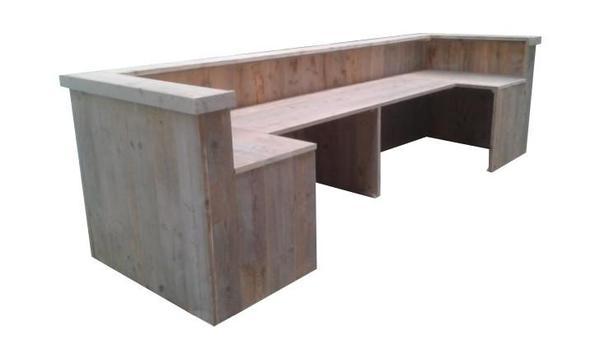 ladenausstattung aus holz theke bar gastronomiemoebel in. Black Bedroom Furniture Sets. Home Design Ideas