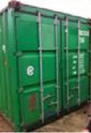Lager,Container, Lagerplatz