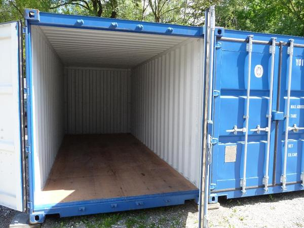 lager raum im container bei m nchen mieten f r hobby umzug hausbau selfstorage dachau. Black Bedroom Furniture Sets. Home Design Ideas