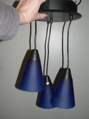 ikea lampe blau kaufen gebraucht und g nstig. Black Bedroom Furniture Sets. Home Design Ideas