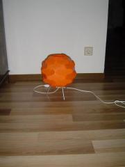 lampe orange