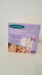 Landsino 50552 Handmilchpumpe (
