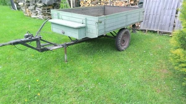 landwirtschaftlicher anh nger in maulbronn traktoren landwirtschaftliche fahrzeuge kaufen und. Black Bedroom Furniture Sets. Home Design Ideas