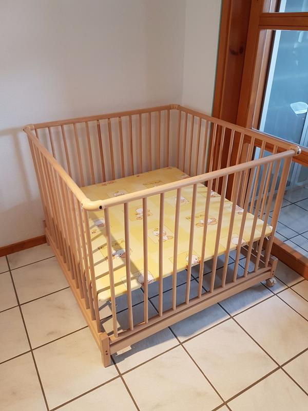 h henverstellbar laufstall neu und gebraucht kaufen bei. Black Bedroom Furniture Sets. Home Design Ideas