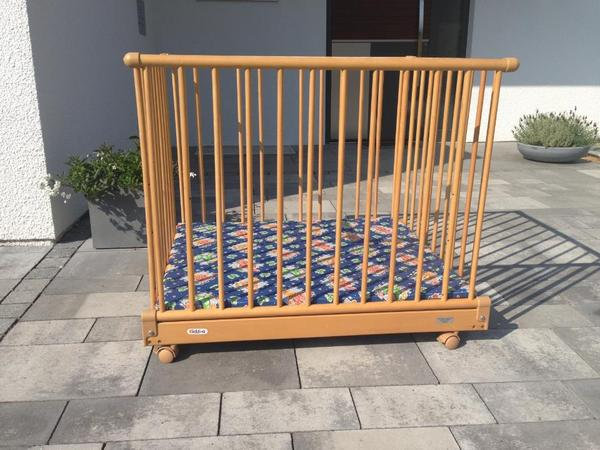 laufst lle hochst hle zubeh r laufstall laufgitter kiddi o geuther mit kissen. Black Bedroom Furniture Sets. Home Design Ideas