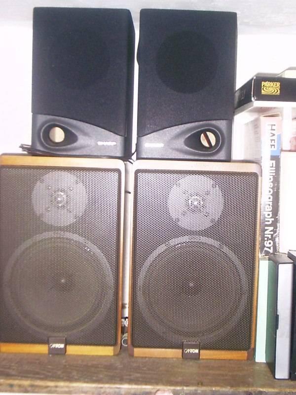 stereoanlagen t rme lautsprecher boxen canton sharp und. Black Bedroom Furniture Sets. Home Design Ideas