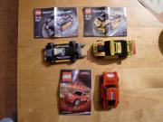 Lego diverse Autos