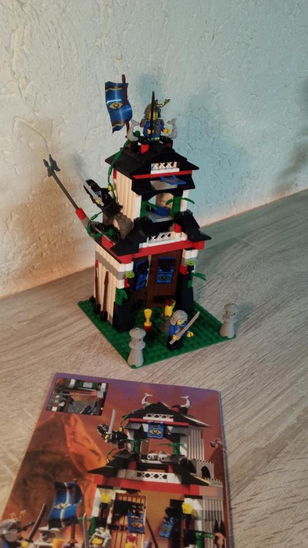 lego samurai shoguns festung 6083 in memmelsdorf spielzeug lego playmobil kaufen und. Black Bedroom Furniture Sets. Home Design Ideas