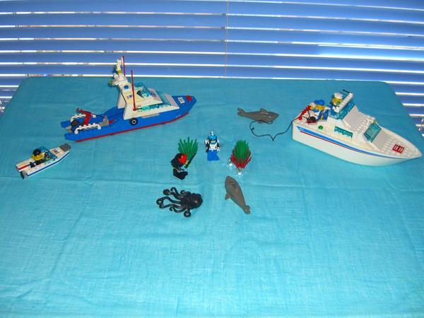 Lego schiff boot spielzeug lego playmobil aus unterhaching