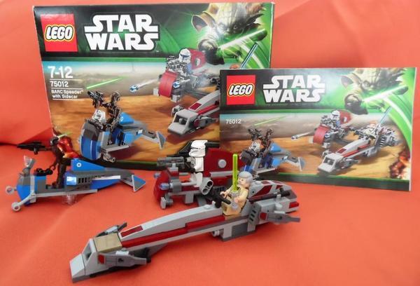 Lego star wars barc speeder in lippstadt