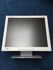 LG LCD-Monitor.