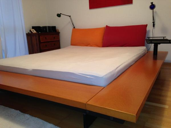 ligne roset designer bett peter maly in vaterstetten betten kaufen und verkaufen ber private. Black Bedroom Furniture Sets. Home Design Ideas