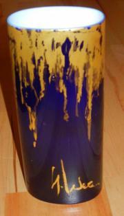 limitierte Vase von