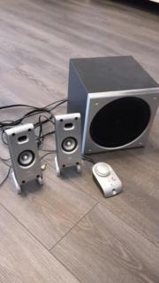 Logitech Soundsystem / Boxen