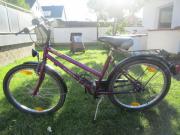 Mädchen Fahrrad 3