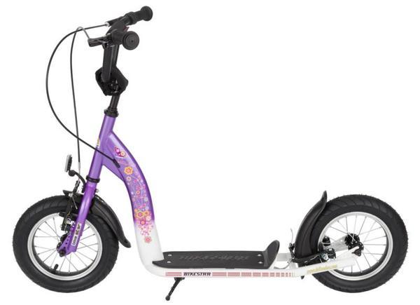 m dchen roller bike star in unterhaching kinderfahrzeuge. Black Bedroom Furniture Sets. Home Design Ideas