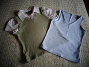 Mädchenbekleidung Shirts Gr.