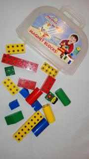 Magnet Blocks, Manetico/