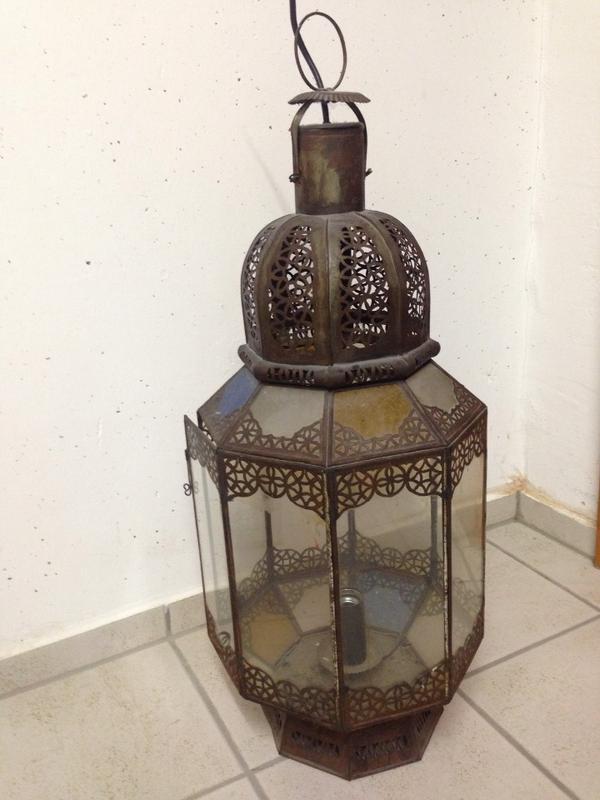 lampe marokko kaufen gebraucht und g nstig. Black Bedroom Furniture Sets. Home Design Ideas