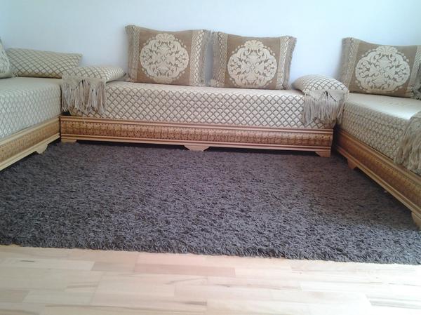 marokkanische wohnlandschaft in frankfurt polster sessel couch kaufen und verkaufen ber. Black Bedroom Furniture Sets. Home Design Ideas