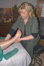 Massageausbildung thailändische Fußmassage