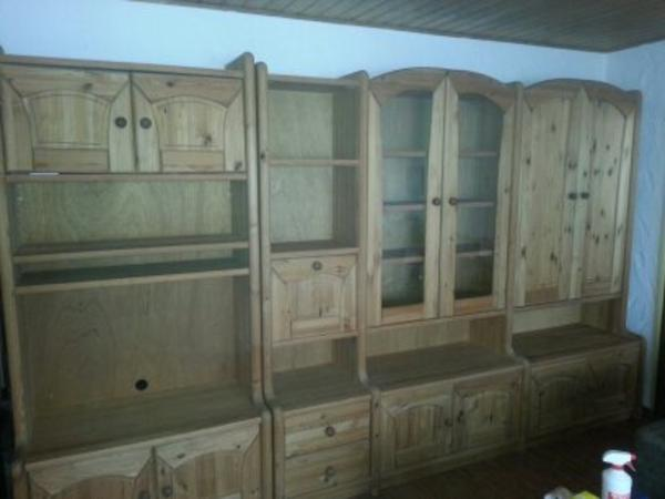 kiefer wohnzimmerschrank neu und gebraucht kaufen bei. Black Bedroom Furniture Sets. Home Design Ideas
