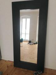 Massiver Echtholzspiegel von