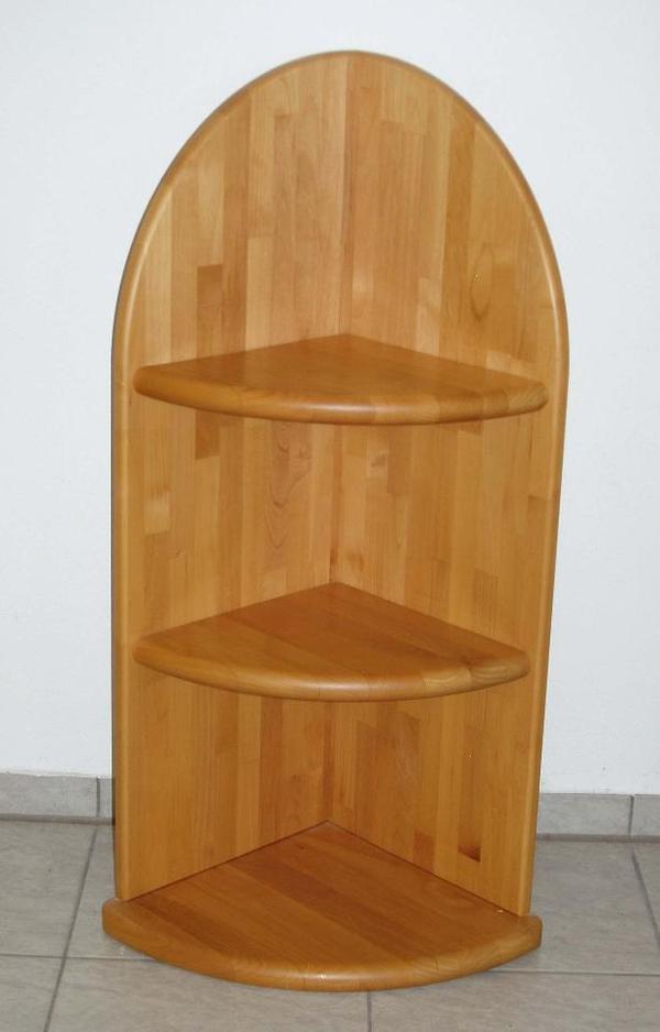 massivholz eckregal w stmann erle massiv 39 cantana. Black Bedroom Furniture Sets. Home Design Ideas