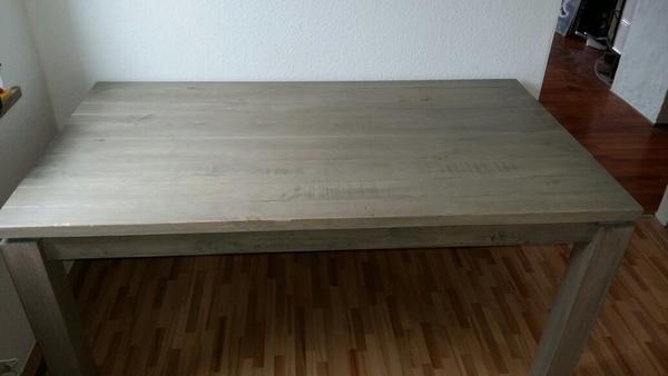 Massivholz k chentisch zu verkaufen in m nchen for Massivholz kuchenmobel