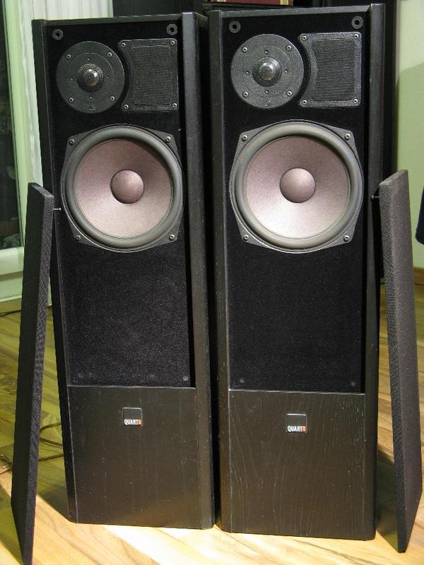 mb quart 390mcs boxen im guten zustand und mit sehr gutem. Black Bedroom Furniture Sets. Home Design Ideas