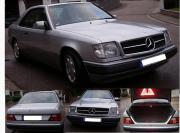 Mercedes 220CE Coupe