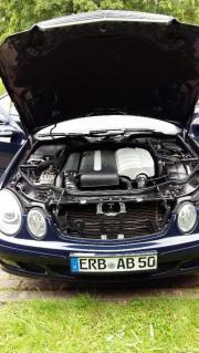 Mercedes Benz E-