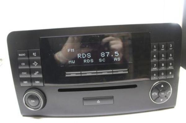 Gebrauchtes Radio Becker F Ef Bf Bdr Mercedes W