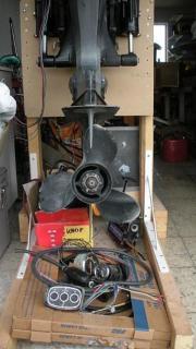 Mercury 850 Aussenbordmotor
