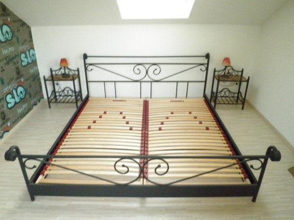 metall doppelbett neu und gebraucht kaufen bei. Black Bedroom Furniture Sets. Home Design Ideas