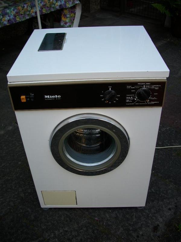 miele waschmaschine neu und gebraucht kaufen bei. Black Bedroom Furniture Sets. Home Design Ideas